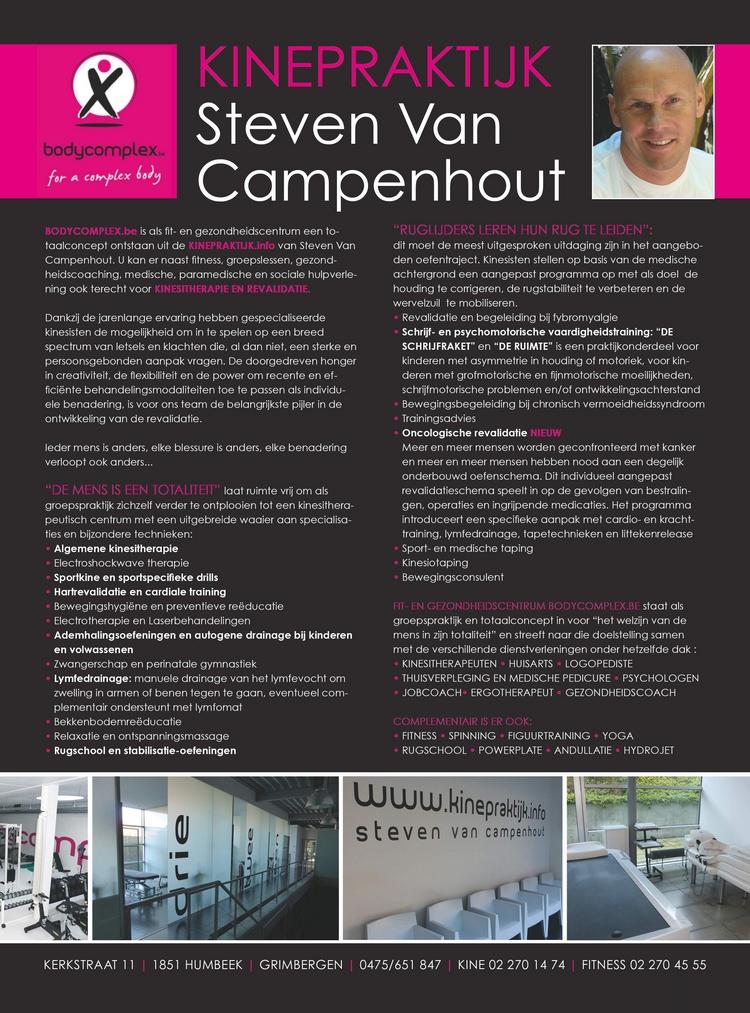 Zorgmagazine Vlaams-Brabant166